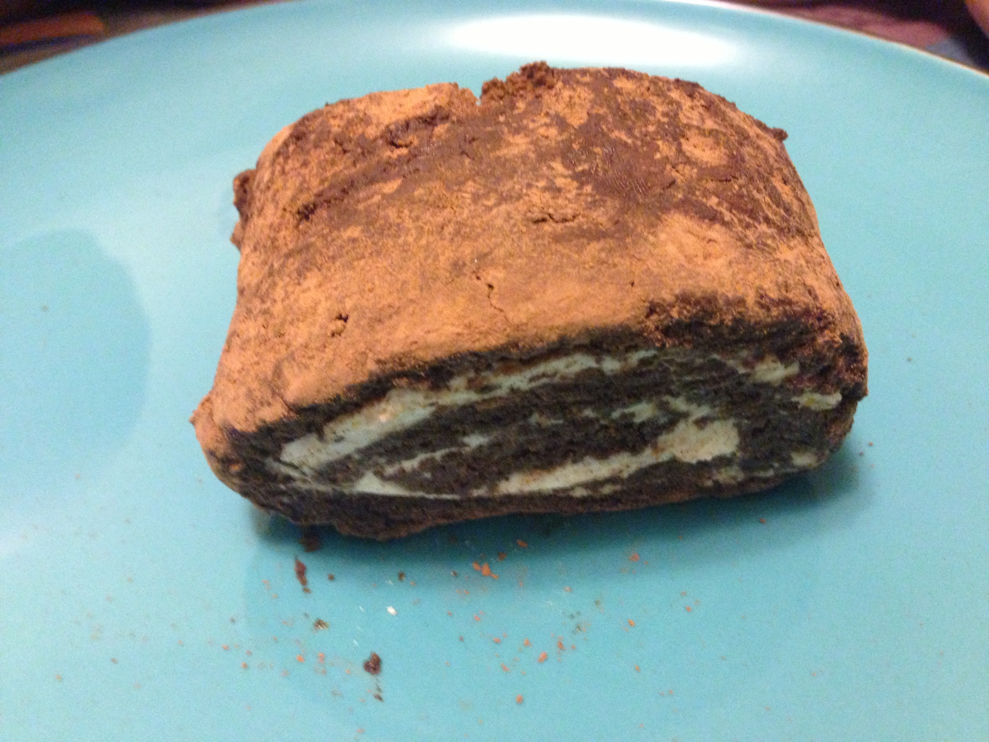 Lighter-Than-Air Chocolate Roll